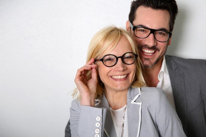 Glücklicher leben mit Zeiss-Gläsern